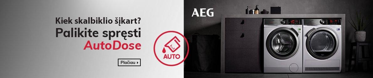 AEG AutoDose skalbykle