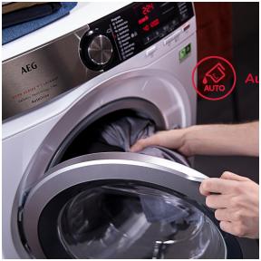 AutoDose - daug skalbimo problemų išsprendžianti funkcija
