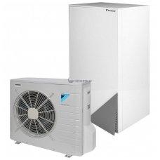 Daikin Altherma ERLQ008CV3-EHBH08CB3V 10.02 kW (230V) Tik šildymas