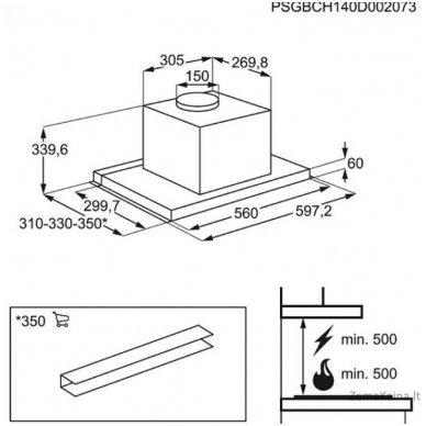 Electrolux LFP536X 4