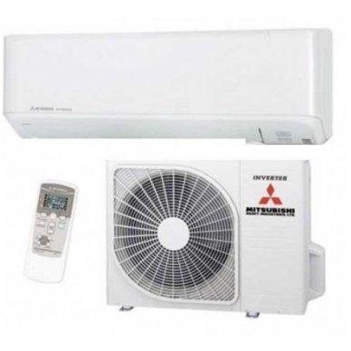 Oro kondicionierius MITSUBISHI SRK / SRC25ZSP-W ŠILUMOS SIURBLYS ORAS-ORAS