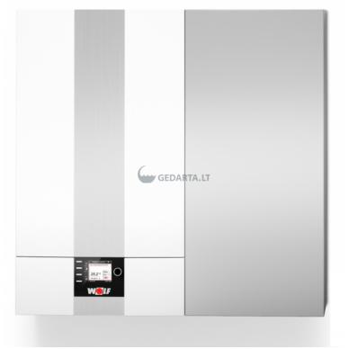 Wolf kondensacinis šildymo katilassu KV ruošimu ir talpa CGW-2-24/140L